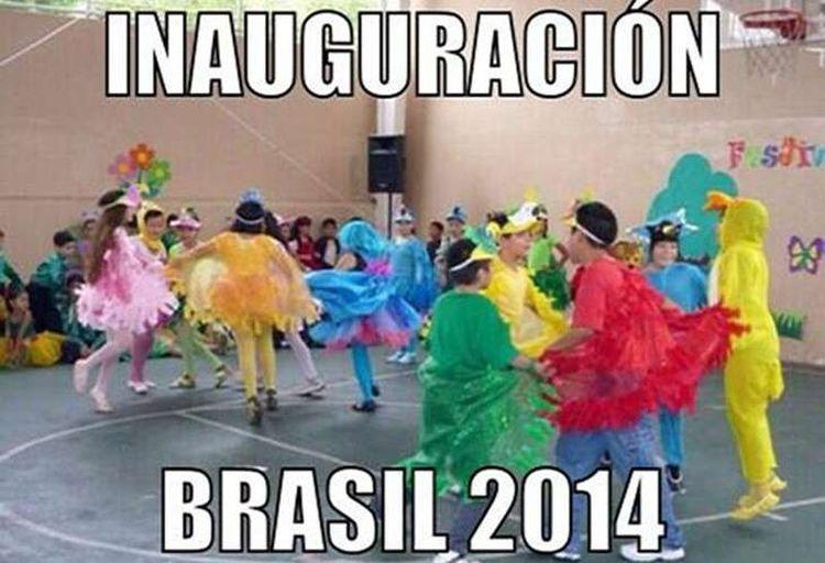 meme inauguración brasil 2014
