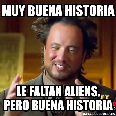 meme aliens