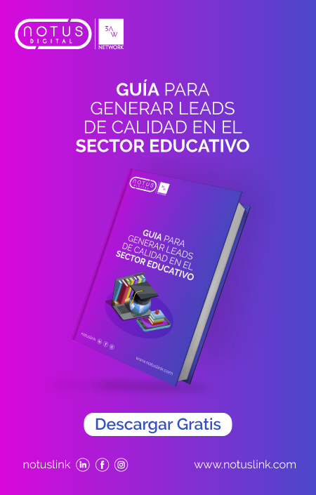ebook leads sector educativo